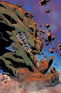 Fantastic Four #518 by Mike Wieringo