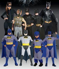 Cool Batman Costume for Kids