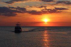 Immagine gratis su Pixabay - Il Sole, Vacanze, Tramonto