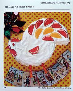 Betty Crocker Chicken Cake