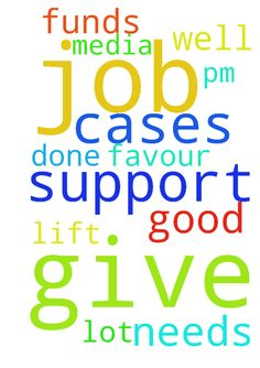 job -  lord please give me a good job.. i need a job , i need funds a lot needs to be done... n give me your support n your favour in my cases n lift my cases in the media as well. give me the support of PM  Posted at: https://prayerrequest.com/t/R0l #pray #prayer #request #prayerrequest