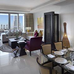 The Address Downtown Dubai-Two Bedroom