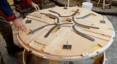 Construye tu propia mesa expandible con este tutorial paso a paso