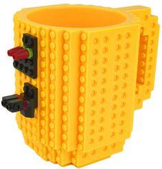 Lego Build-On Brick Mug