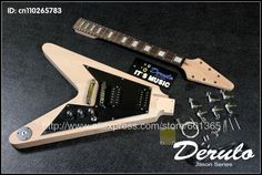 95.00$  Buy now - http://ali5rq.worldwells.pw/go.php?t=1328589465 - DIY Electric Guitar Kit  Bolt-On  Solid Mahogany Body & Neck MX027 95.00$