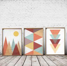 Items similar to Geometric Art Prints Geometric Wall Art Geometric Art Nordic Print Scandinavian Art Geometric Decor Geometric wall art Print Styler on Etsy Geometric Poster, Geometric Wall Art, Abstract Wall Art, Geometric Shapes, Geometric Designs, Nordic Art, Scandinavian Art, Scandi Art, Wall Art Prints