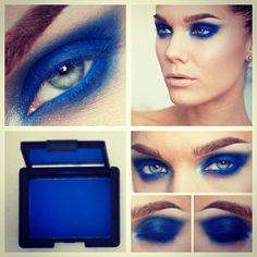 #lindahallberg  @nars_cosmetics