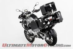 BMW R1200GS | 2013 BMW R1200GS | SW-Motech Build | MotoXindia.com