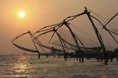 Kerala, India. Judging from the parts of India I've traversed, Kerala's laid back charm, along with it's lush beauty, make it a firm favourite.