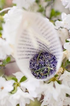 Lavender instead of rice or confetti. Definitely easier to clean up and better for the environment than confetti Rustic Wedding, Our Wedding, Dream Wedding, Wedding Rice, Pagan Wedding, Cottage Wedding, Chic Wedding, Garden Wedding, Wedding Reception