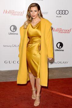 Kim attends the Hollywood Reporter's Women in Entertainment breakfast honoring Oprah on Dec. 11, 2013.   - Cosmopolitan.com