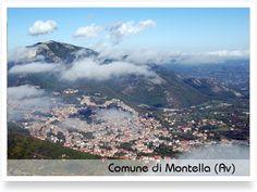 Il Comune di Montella, incastonato nella verde Irpinia
