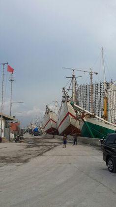 Sunda Kelapa Harbor
