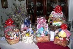 How to Start a Home Based Business Making Gift Baskets