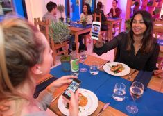 Birds Eye creates pop-up restaurant where you settle the bill with an Instagram picture