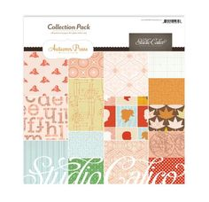 The NEW Autumn Press from @Studio Calico. Isn't the color combination gorgeous! Yum!