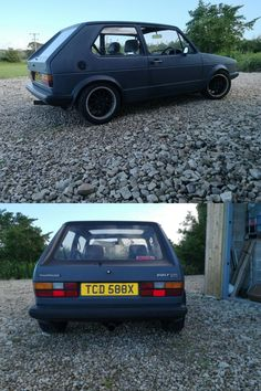 Mk1 Golf GTI 20 valve turbo Project Cars For Sale, Barn Finds, Mk1, Golf, Projects, Log Projects, Blue Prints, Turtleneck