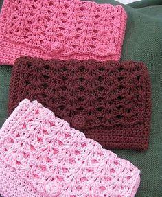 Aprende a hacer prácticos monederos a crochet paso a paso 67d20af4af50