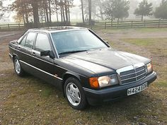 1990 Mercedes 190d Diesel  - http://classiccarsunder1000.com/archives/20718