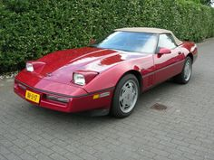 Chevrolet Corvette C 4 Convertible - 1988