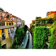 Took this in Sorrento, Italy near Piazza Tasso.