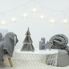 Make your very own Wood & Yarn Christmas Tree in your favourite colour with this DIY kit. Poplar wooden tree with SUPER CHUNKY yarn. Choice of exciting colours. Home decor. Grey Christmas Tree, Christmas Tree Crafts, Christmas Gift Guide, Craft Kits, Diy Kits, Super Chunky Yarn, Christmas Clearance, Needle Felting Kits, Little Presents