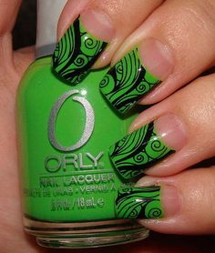 @Wendie Jones, are you going to have your daughter do this for you? Orly | Find the Latest News on Orly at Beautopia - Nail Art for the Masses