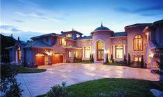 Luxury Mediterranean Homes   home luxury