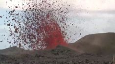 HAWAII: Exciting Puna Lava Eruption And Flow Caught On Camera!