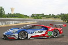 VIDEO: Ford GT Will Return to 24 Hours of Le Mans in 2016