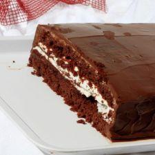 Torta Kinder Pinguì - (4.6/5) Nutella, Bakewell Tart, Chocolate World, Cake Cookies, Italian Recipes, Tiramisu, Food And Drink, Cooking, Ethnic Recipes