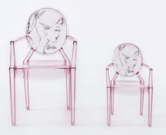 Barbie Chair from Kartell Celebrates Icons 50th Birthday