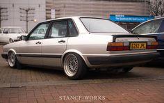 Old School Audi