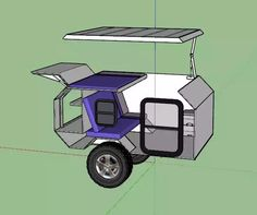 Small Camper Trailers, Camper Trailer For Sale, Expedition Trailer, Overland Trailer, Small Camping Trailer, Truck Camping, Trailer Off Road, Diy Roof Top Tent, Overland Gear