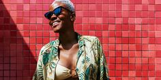The 10 Best Sunscreens for People of Color in 2018 - Sun Protection for Dark Skin Beautiful Black Women, Beautiful Eyes, Beautiful Pictures, Melanin Skin, Best Sunscreens, Beautiful Figure, Dark Skin Tone, Black People, Woman Face