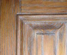 состаренная мебель : кальк-паста : Мебель под старину