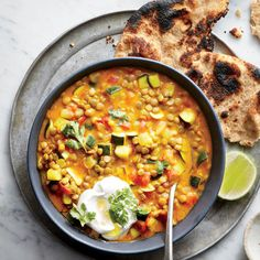 Cooking Indian dishes at home doesn't have to require hours of simmering or a long list of ingredients. Precooked lentils cut that time b...
