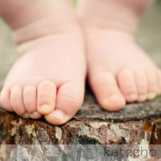 Baby toes are the cutest!