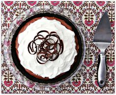 ATK's French silk pie on Just Baked