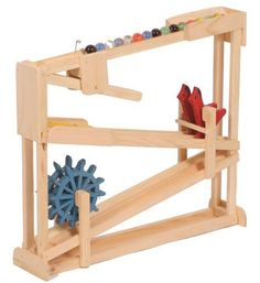 Amish Made Wooden Marble Roller 4851