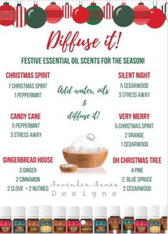 Only using Young Living of course Essential Oil Scents, Best Essential Oils, Essential Oil Uses, Young Living Essential Oils, Essential Oil Diffuser, Essential Oil Christmas Blend, Young Living Oils, Young Living Baby, Young Living Diffuser