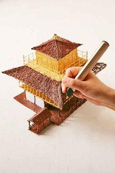 Champagne color 3D Doodler Pen Gift Set!