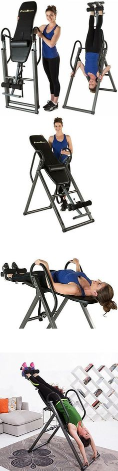 Inversion Tables 112954: Foldable Inversion Table For Back Pain Fitness Body Relief Hang Gravity Therapy -> BUY IT NOW ONLY: $126.87 on eBay!