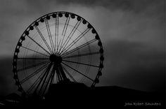 wheel, island