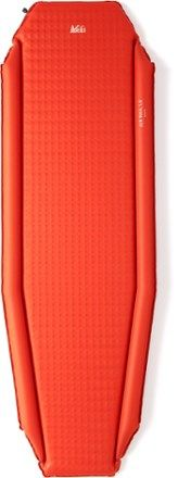 REI AirRail 1.5 Self-Inflating Sleeping Pad in French Poppy | snagged it at a Garage sale for $30 :)