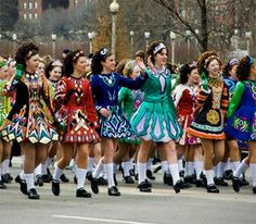 #Chicago St. Patrick's Day 2013 events and parades