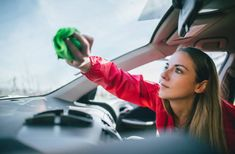 View top-quality stock photos of Cleaning Car Interior. Find premium, high-resolution stock photography at Getty Images. Cleaning Car Windows, Car Cleaning, Cleaning Hacks, Dual Action Polisher, Plastic Trim, Clean Your Car, Compressed Air