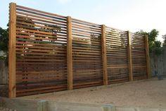 Deck Screen Yard