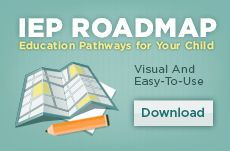 IEP information that could be useful when referring a student or what to do there after.