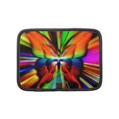 Psychedelic Butterfly Fractal Planner